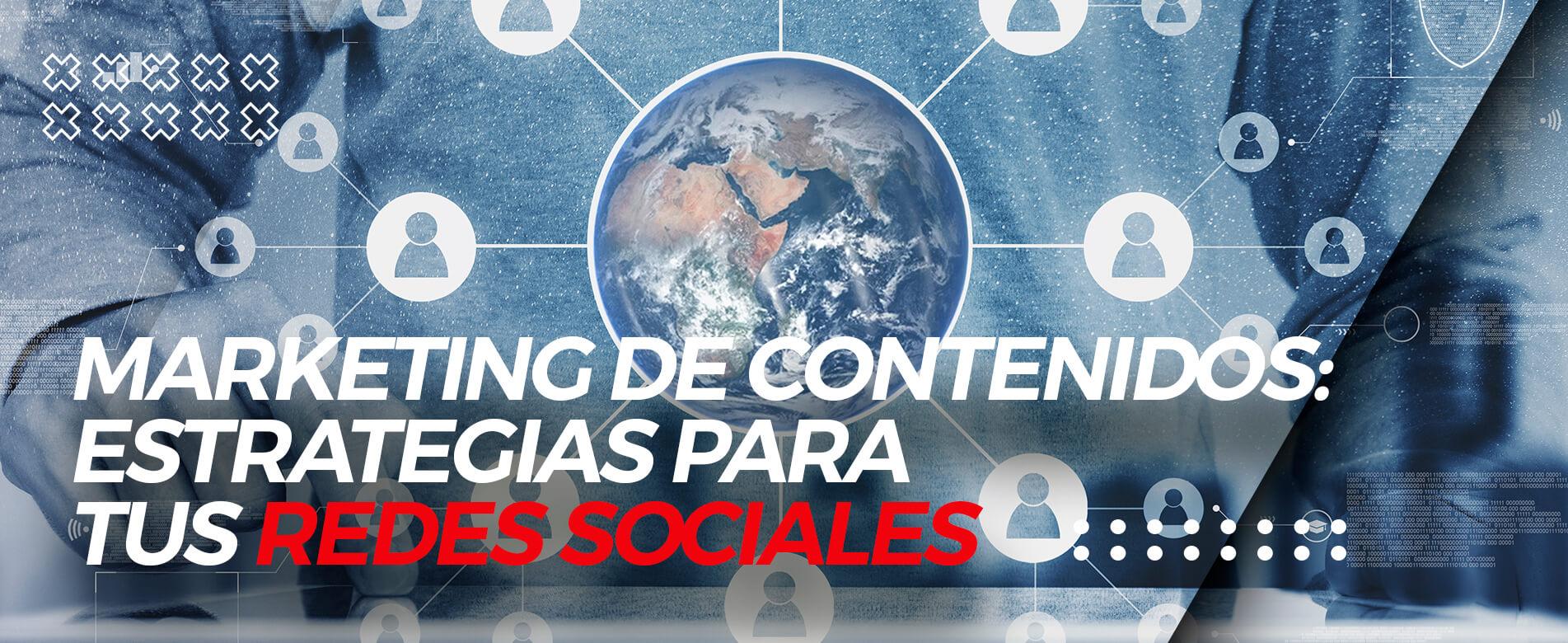Curso Marketing de Contenidos: estrategias para tus redes sociales