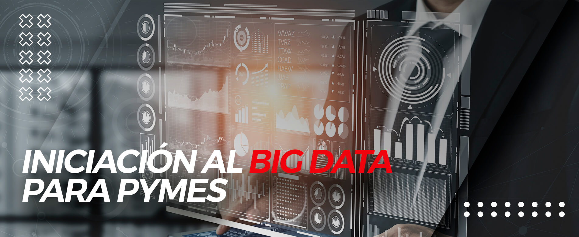 Curso Iniciación al Big data para PYMES